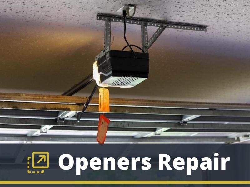 Quality Garage Door & Locksmith - Openers Repair